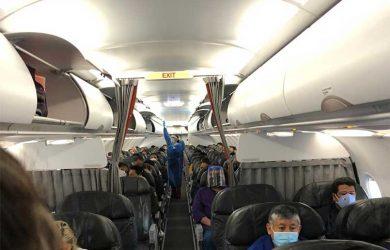 Vuelos domésticos de Avianca Ecuador