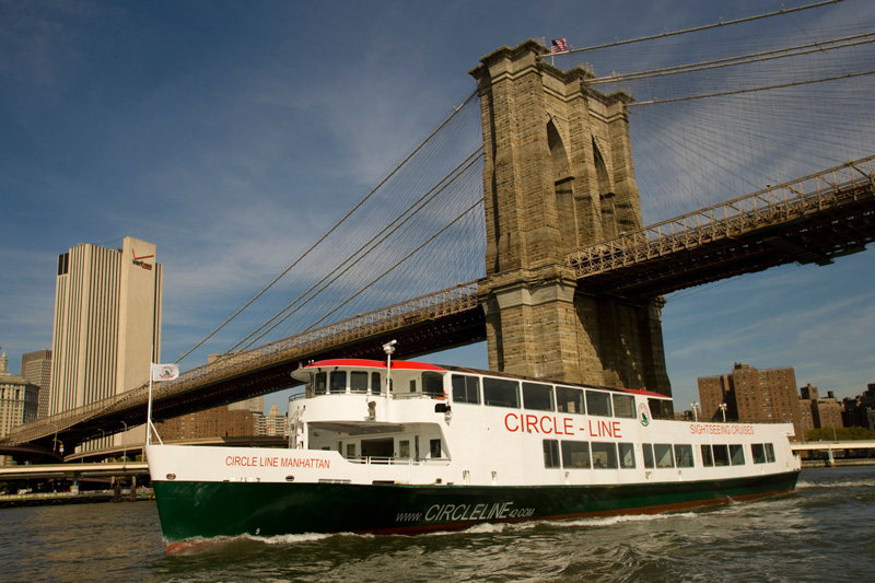 Circle Line Cruises en Nueva York.