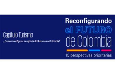 Debate sobre el futuro del turismo en Colombia.