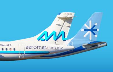 Acuerdo comercial entre Interjet y Aeromar.