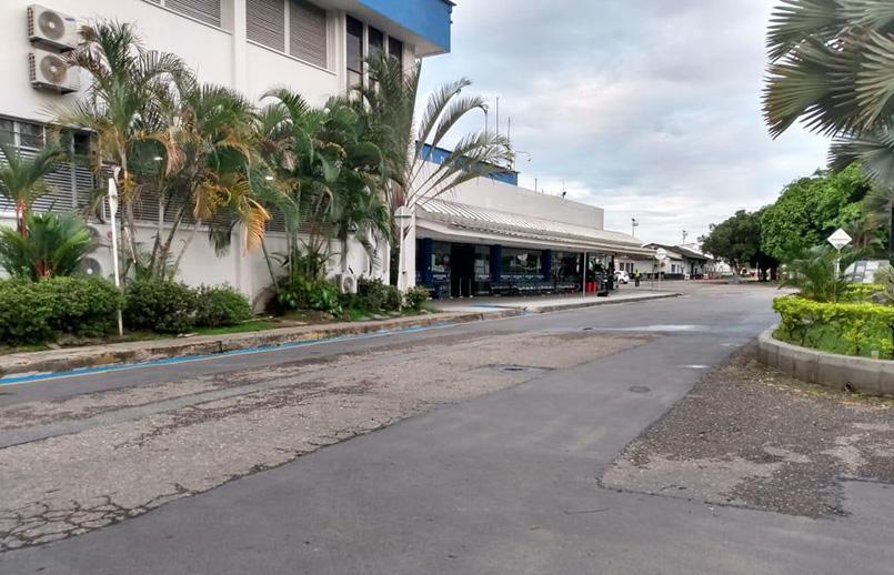 Aeropuerto Vanguardia de Villavicencio, Meta.