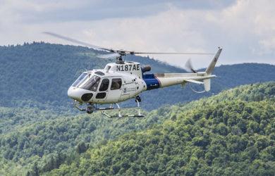 Airbus Helicopters H125 de la CBP de Estados Unidos.