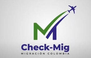Check-Mig, nuevo aplicativo de migración Colombia.
