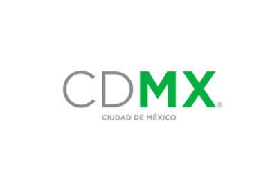 Logo de la Ciudad de México.
