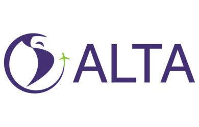 Nuevo logo de ALTA.