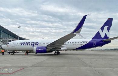 Boeing 737-800NG de Wingo.