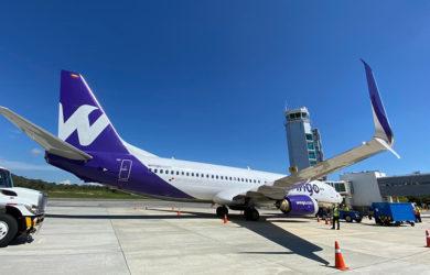 Boeing 737-800 de Wingo.