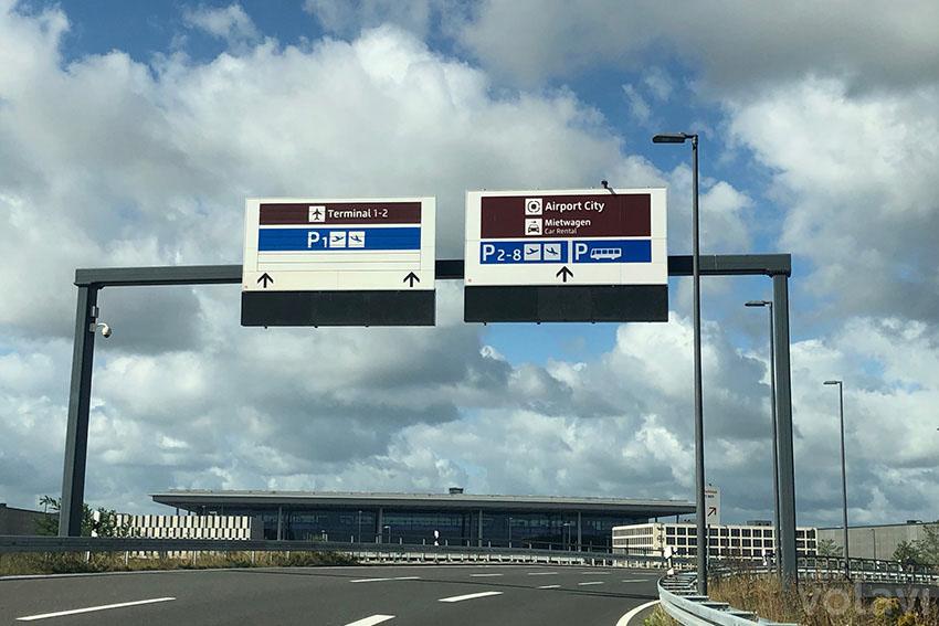 Nuevo Aeropuerto Internacional de Berlín (BER).