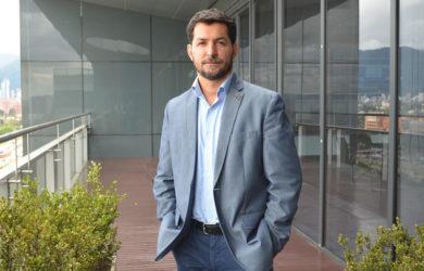 Juan Diego Zapata, nuevo director de ventas y distribución de Viva Air.