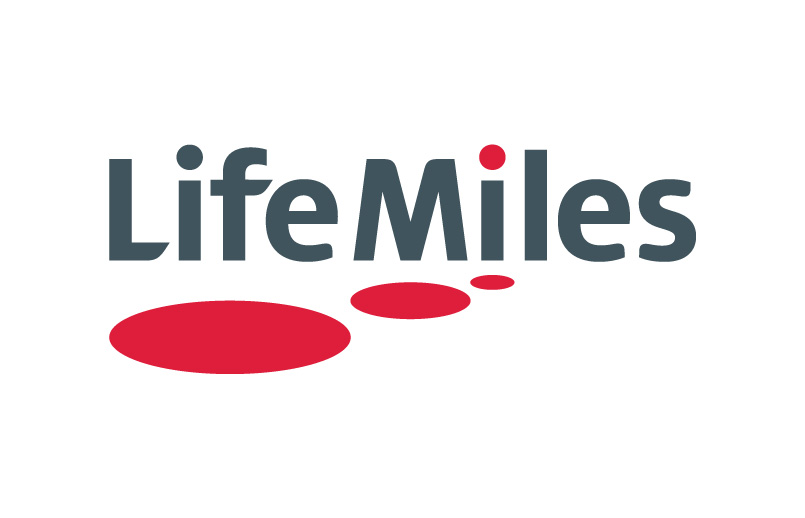 Logo de Lifemiles.