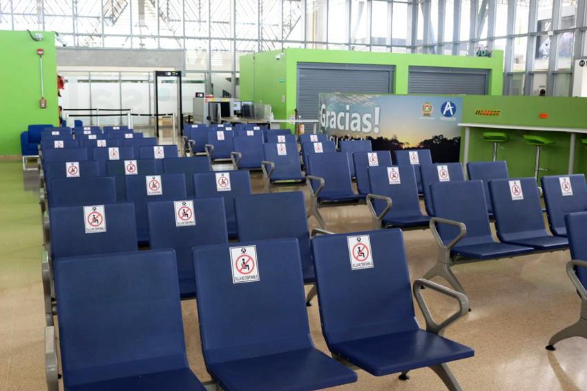 Nuevo aeropuerto de Leticia (Alfredo Vásquez Cobo).