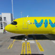 Vuelo inaugural de Viva Air entre Cali y Santa Marta.