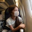 Nuevas medidas de bioseguridad de LATAM Airlines en vuelo.