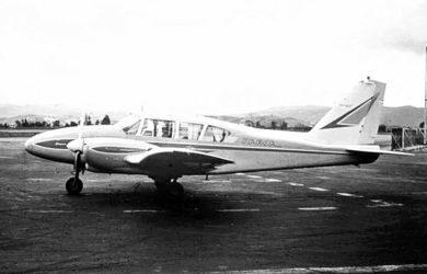 Piper Azteca HK-1021 de TARCA.
