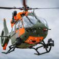 Último Airbus Helicopters H145 de SAR de Alemania.