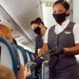 Pago sin contacto a bordo de los vuelos de Delta Air Lines.