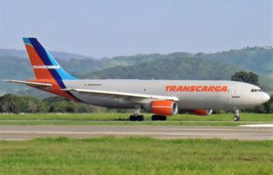 Airbus A300 de Transcarga.