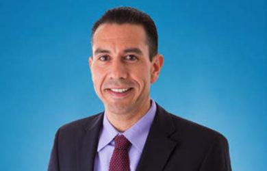 José Freig, nuevo VP de operaciones internacionales de American Airlines.
