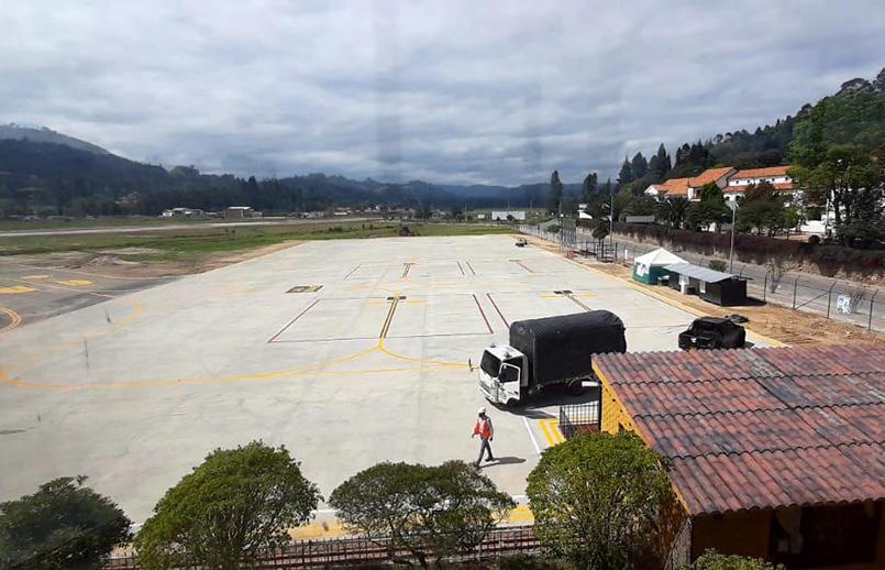 Aeropuerto Juan José Rondón de Paipa.