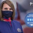 Skytrax lidera estándar de seguridad e higiene de Skytrax.