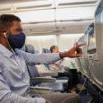 Colección de películas a bordo de los vuelos de Delta Air Lines.