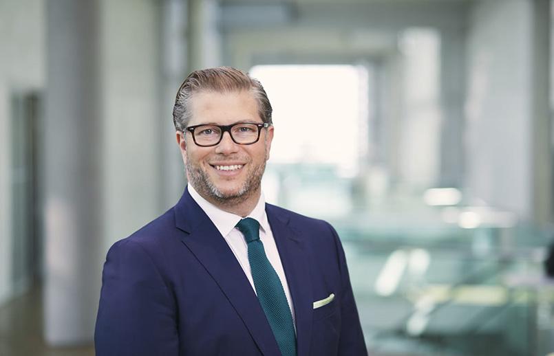 Felipe Bonifatti, nuevo director de Lufthansa para Suramérica y el Caribe.