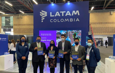 Alianza entre el IDT y LATAM Airlines.