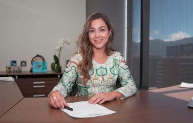 Olga Lucía Ramírez Duarte, nueva directora de Aerocivil de Colombia.