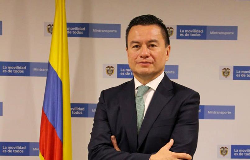 Jair Fajardo, director Aerocivil.