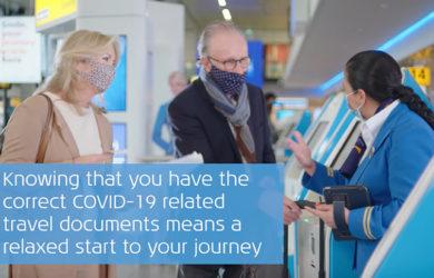 Servicio de documentación de KLM.