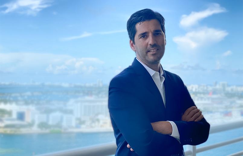 Gabriel Oliva, nuevo vicepresidente ejecutivo de Avianca Cargo.