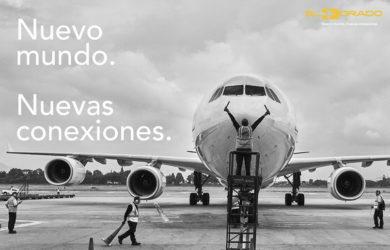 Nuevo concepto de marca del Aeropuerto Internacional Eldorado de Bogotá.