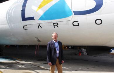 Maurice Thorin Brauer, nuevo CEO de LAS Cargo.
